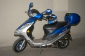 VENDO   MOTO LIFAN LF 125 T9 - 2007  $ 650 000