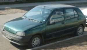 VENDO RENAULT CLIO 1996
