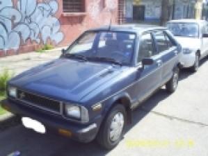 VENDO DAIHATSU AZUL ,IMPECABLE,AÑO 1981 $780.000