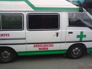 venta ambulancia