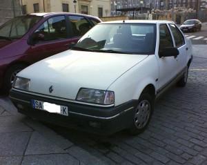 En desarme Renault 19 txe chamade año 92