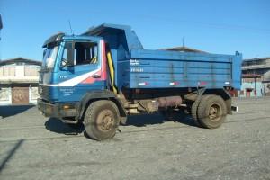 vendo Camion Tolva 8 m. cubicos
