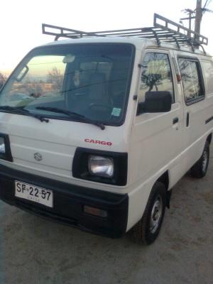 Suzuki Super Carry Furgon