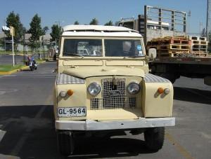 Vendo Jeep Land Rover Corto a�o 1964