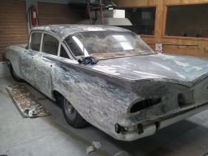 vendo Chevrolet Impala 1959