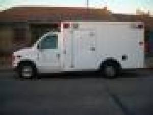 ambulancia ford E350 URGENTE