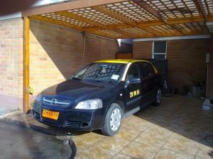 Vendo Taxi Chevrolet Chevy Urban
