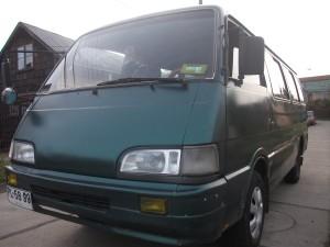 Vendo Mini Bus en Osorno