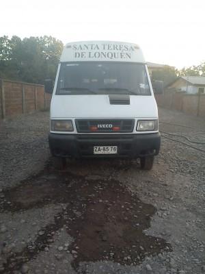 Vendo Minibus Iveco Daily 40.10