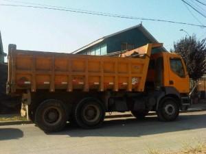 Se vende Camion Tolva Renault Modelo Kerax