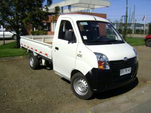 Oportunidad: Vendo Camión Lifan Truck año 2012, 1300 cc, con sólo 3.000 Km