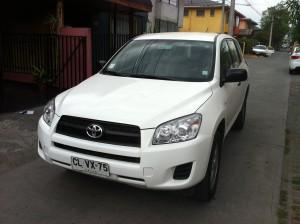 Toyota rav 4 full 4x4 año 2010