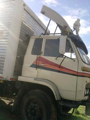 Vendo camion isuzo ftr ( conversable )