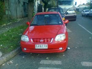 Vendo vehiculo hyundai accent prime a�o 2006