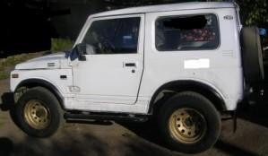 Jeep suzuki samurai y sj en desarme