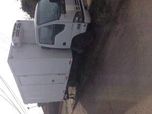 Camion impecable capacidad 6 palet con frio