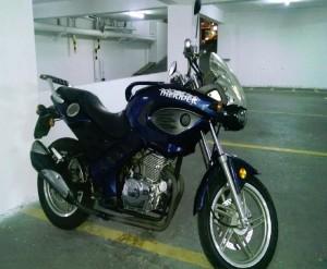 Vendo moto therider 2014 excente estado, gran oportunidad