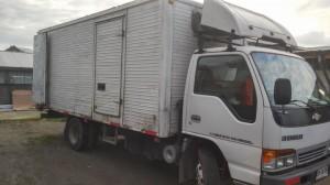 Vendo camion chevrolet npr70 2001 con equipo de frio