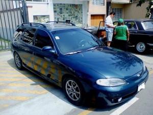 Hyundai elantra 1997 desarme sedan sportwagon santiago