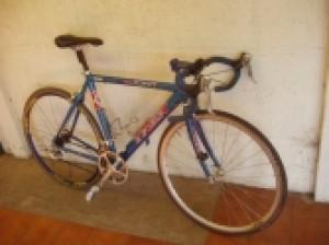 $ 650 000 - TREK SLR-2500 - 2001 - BICICLETA TREK SLR-2500 ORQUILLA DE CARBONO D