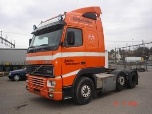 vendo tracto  camion volvo fh12, a�o 2000