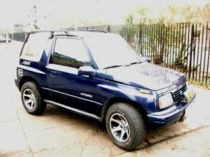 Suzuki Vitara Antiguo Descapotable Suzuki Vitara Review