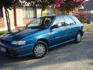 Autos en Venta, Automovil Usado, Subaru Station Wagon, año 1997