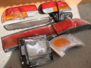 reparaciones y ventas de focos y micas de autos