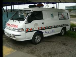 vendo ambulancia H100