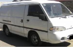 furg�n hyundai h-100 a�o 1998