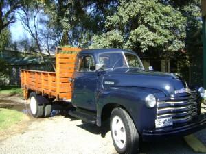 vendo camion clasico chevrolet 51