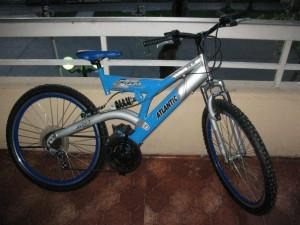 Regalo Bicicleta Mtb Doble Suspensión Atlantic!!!!!!