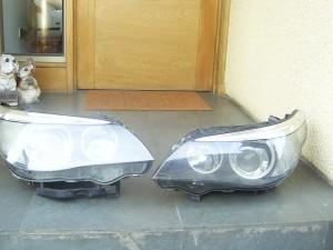 Opticos delanteros para BMW 525  año 2005