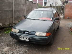 Ford Escort Station Wagon LX