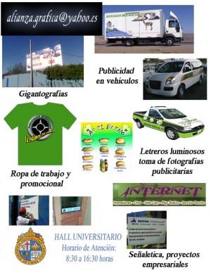 publicidad para vehiculos en general, precios especiales para flota empresarial
