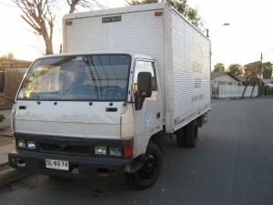 vendo cami�n hyundai mighty a�o 1998
