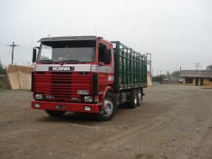 vendo camion scania 113 -360 a�o 1998