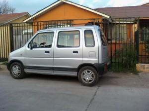 vendo suzuki wagon r 1999