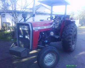 se vende tractor  massey fergurson año 1996 modelo 265