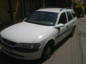 opel vectra station wagon 1.6, 2.500.000, insuperable, al d�a