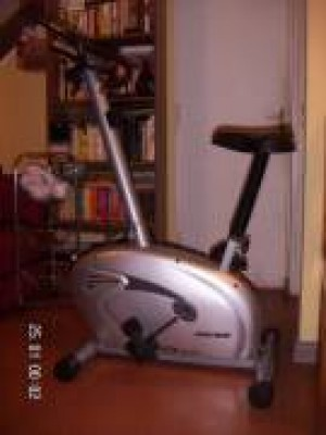 se vende bicicleta estatica magnetica