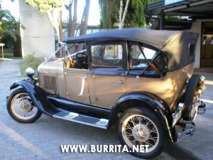 ARRIENDO BURRITA 1928 DESCAPOTABLE 87086849 CONCEPCION WWW.BURRITA.NET