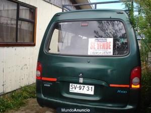 se vende furgon hyundai h100 .