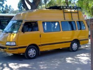 Vendo minibus Asia Topic 96