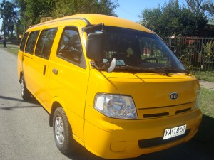 Vendo mini bus gran Besta 2
