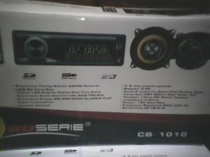 RADIO ENTRADA USB/USD DISPLAY LCD DIGITAL CONTROL REMOTO ECUALISADOR