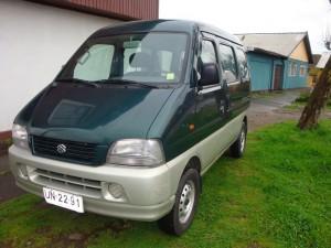 Suzuki Master Van, único dueño, Todos sus papeles al día.