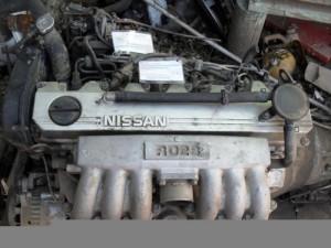 Vendo motor Nissan RD28, 1996, caja automática