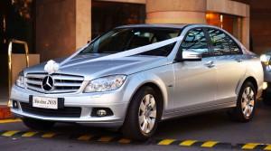 Autos para Matrimonios Mercedes Benz clasicos y nuevos con chofer