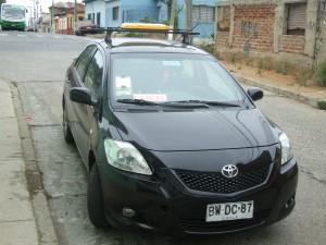 Toyota Yaris año 2009